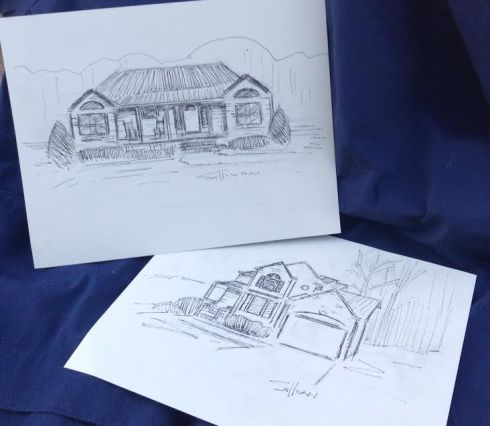 sketch-our-house